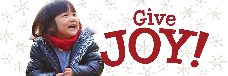 Give JOY!