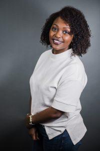 Victoria Machar WestSide Baby Head Shot