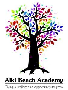 Alki Beach Academy Logo